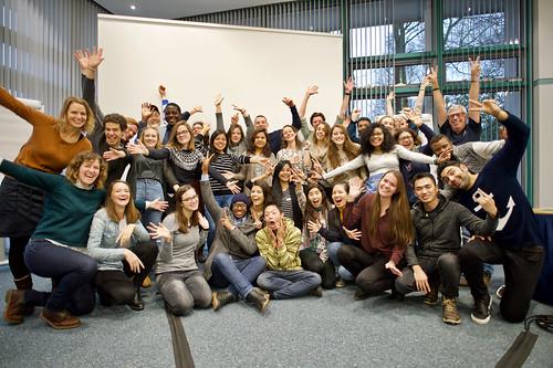 GLF social media bootcamp