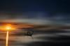 ---------------- (Dimitrios Lamprou) Tags: mesologi lagoon sea fisherman greece hellas sunrise sky water
