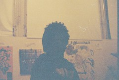 a silhouetted dev / (luustra) Tags: expired film cano ft ql kodak gold 200