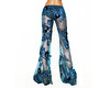 Holographic Sequin Bell Bottom Pants (Crescent Above) Tags: holographic sequin bell bottom pants