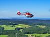Flug über den Schwarzwald: Christoph 11 im Einsatz (DRF Luftrettung) Tags: stationvillingenschwenningen christoph11 hubschrauber drfluftrettung luftrettung h145