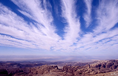 On My Way to Petra (iurivovchenco1) Tags: jordan petra amman desert kings road sky blue clouds masterpiece middleeast vovchenco vovchenko вовченко iurivovchenco iurivovchenko visitjordan natgeo natgeotravel