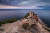 Faro Punta Grossa , Ibiza ... (Anton Calpagiu) Tags: ibiza punta grossa lighthouse clouds golden hour
