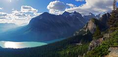 20170902_008pa (mckenn39) Tags: panorama nature water lake canada alberta banffnationalpark rockymountains canadianrockies lakelouise