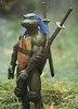 Leonardo - Problems on his mind (jezbags) Tags: leonardo problems mind thought neca turtle turtles swords grass toys toy actionfigure macro macrophotography macrodreams canon 100mm closeup upclose canon60d 60d