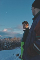 . (Lucyalicephotog) Tags: snow snowscape landscape nature natural snowy light view countryside blue sky earth scotland uk festive tree sony a6000 sigma 30mm 14 people family emotive portrait portraiture humans human lifestyle christmas 2017 new camera brothers male now
