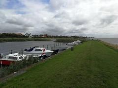 Ringkøbing (Aleksandr Zykov) Tags: jutland denmark ringkøbing lake boats