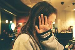 (br_tta) Tags: starbucks portrait shy girl sister