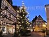 Altstadt - Bad Wildungen (Ela2007) Tags: hessen hesse badwildungen weihnachten weihnachtsbaum licht lichter