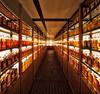 Whisky Room! (Stuck in Customs) Tags: blue japan osaka 80stays rcmemories stuckincustoms stuckincustomscom treyratcliff hdr hdrtutorial hdrphotography hdrphoto aurora alcohol whiskey whisky distillery sony sonya7r2 sonya7rii barrels ceiling
