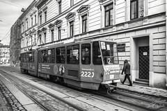 Ukraine Tram (Jordi Corbilla Photography) Tags: tram travelphotography nikon d750 28mm jordicorbilla jordicorbillaphotography lviv ukraine