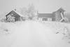 Snowy farm (Helena Normark) Tags: snow snowfall winter whiteout farm farmland ust leinstrandmarka trondheim sørtrøndelag norway norge sonyalpha7ii a7ii voigtländer cv5015 nokton5015 nokton50mmf15