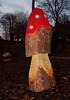 2017_12_0097 (petermit2) Tags: enchantedbrodsworth christmasilluminations brodsworthhall brodsworth doncaster southyorkshire yorkshire englishheritage garden gardens heritage heritagegarden flyagaric mushroom toadstool fungi fungus