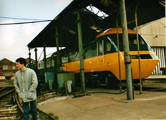 43147+43148 Derby Works (Paul Emma) Tags: derby derbyworks railway railroad dieseltrain train hst 43147 43148
