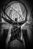 Atlas (Bernai Velarde-Light Seeker) Tags: atlas newyork rockefellercenter urban statue monument bernai velarde blackandwhite bw