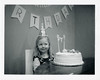 3rd Birthday. (.tom troutman.) Tags: polaroid land 250 fuji fp 3000b blackandwhite instant film packfilm