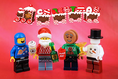 Take a Break... have a relaxing holiday! Merry Chirstmas Everyone!!! (Lesgo LEGO Foto!) Tags: christmas xmas christ santa lego santaclaus ginger gingerbreadman gingerbread man bread snowman snow benny minifig minifigs minifigure minifigures collectible collectable legophotography omg toy toys legography fun love cute coolminifig collectibleminifigures collectableminifigure x'mas winterfun winterseason winter claus festive holidays vacation legomovie spaceman classicspaceman space 1980somethingspaceguy spaceguy guy