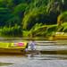 Sarawak River Boats