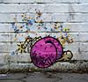 HH-Wheatpaste 3531 (cmdpirx) Tags: hamburg germany reclaim your city urban street art streetart artist kuenstler graffiti aerosol spray can paint piece painting drawing colour color farbe spraydose dose marker stift kreide chalk stencil schablone wall wand nikon d7100 paper pappe paste up pastup pastie wheatepaste wheatpaste pasted glue kleister kleber cement cutout