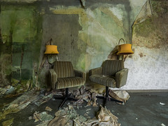 Abandoned hotel (NأT) Tags: abandoned abandon abandonné abandonnée abbandonato abbandonata ancien ancienne architecture zuiko explorationurbaine em1 exploration explore exploring empty lampe light rust rusty ruins rotten religious moss mousse green nature trespassing urbex urban urbain urbaine urbanexploration interdit interdite intérieur interior inside interieur inexplore old olympus omd oubli oublié oubliée past passé perdu perdue passée motel hotel souvenirs decay decaying derelict dust decayed dusty forgotten forbidden fermé fermée lost building nobody