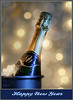Have fun, be kind, come home safe ;-) (Steve Corey) Tags: bubbly champagne bokeh celebrate newyear happynewyear onice