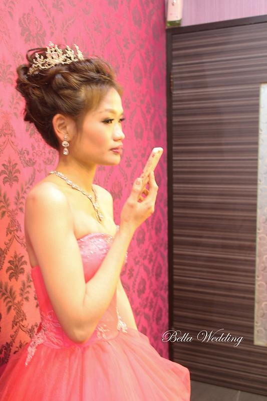 嘉義新秘,新秘,新娘秘書,日系花苞時尚造型,浪漫乾燥花花圈,船老大囍宴餐廳