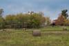 Autumn Pasture 1s (Greg Riekens) Tags: autumn usa kerrick midwest hay nikond500 minnesota bales haybales farm rural fall pasture fadingamerica nikkor