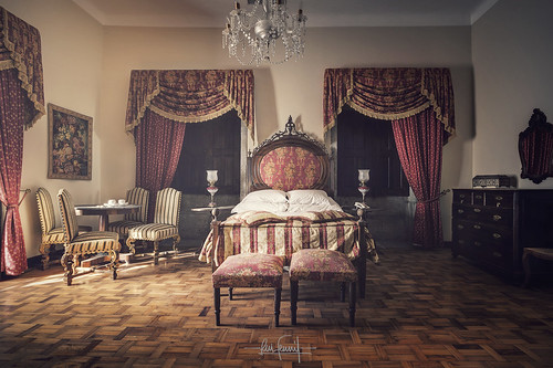 The missing Queen's room