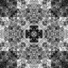 2123109725 (michaelpeditto) Tags: art symmetry carpet tile design geometry computer generated black white pattern