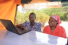 FIRE - Mucho Mangoes Women participants