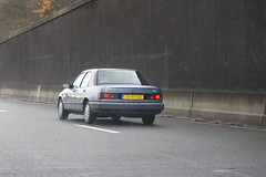 1991 Ford Sierra 2.0l CL Automatic (Dirk A.) Tags: sidecode4 onk zs97dz 1991 ford sierra 20l cl automatic