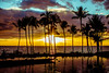 Here She Comes (Thomas Hawk) Tags: grandwailea hawaii maui wailea waldorfastoria waldorfastoriagrandwailea beach clouds humuhumu humuhumunukunukuapuaa palmtree restaurant sunset tree fav10 fav25 fav50 fav100