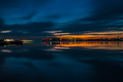 Dawning (dayonkaede) Tags: olympus em1markii m714mm f28 reflection morning