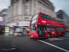 London Bus (amipal) Tags: uwa panning bus capital city england gb greatbritain london longexposure lowlight people street uk unitedkingdom urban