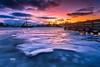 Rock Harbor Orleans Massachusetts (Dapixara) Tags: sunrise capecodwinter winter boat fishing frozen ice orleans rockharbor orleansmassswinterdapixara photography capecod massachusetts usa