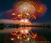 Happy New Year! (James Neeley) Tags: fireworks lowlightphotography idaho idahofalls newyear jamesneeley
