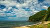 Peaceful cove (ozkantayfun) Tags: sea sky seascape blacksea beach nature water green blue ciel