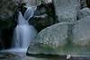Valle delle Prigioni, il trono dell'acqua (2) (EmozionInUnClick - l'Avventuriero photographer) Tags: acqua cascata valledelleprigioni