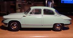 Panhard PL 17 de 1960 (Jack 1954) Tags: panhard ancêtre car collection miniature