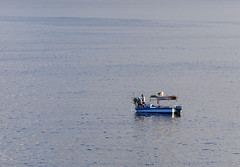 Bringing in the catch (George Plakides) Tags: fishingnets cyprus capegreco cavogreko fishing serenity