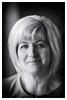My Mother (Aidan Jones Photography) Tags: female portrait canon5dmkiv canon 85mm 85 12 12l l black white blackandwhite woman lady