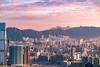 Alternative View of Kowloon (Pexpix) Tags: icc morning skyscraper peaks distance cloud sunrise city internationalcommercecentre sky weather sidelight mountain hongkong hongkongisland hk 攝影發燒友