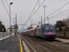 Achensee Railjet (nlovato96) Tags: rh1216 019 e190 öbb obb achensee railjet 131 san marco lancenigo vienna hbf wien venezia santa lucia rj siemens eurosprinter es64u4