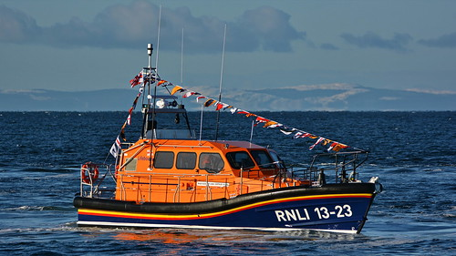 Girvan's New Lifeboat