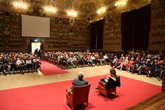 Fiera delle Parole 2017 Padova Massimo Cirri e Sara Zambotti
