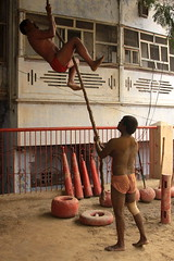 india - uttar pradesh (Retlaw Snellac Photography) Tags: india varanasi 2017 kushti pehlwan