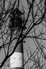 20171215-18_sylt_d81-95 (vmonk65) Tags: nikon nikond810 sylt lighthouse hörnum bw blackandwhite blackwhite