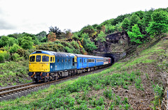 33035. (curly42) Tags: 33035 class33 crompton svr preserveddieselloco foleypark locohauled engineandcoaches railwaypreservation severnvalleyrailway