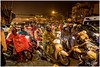 Stuck in traffic (RudyMareelPhotography) Tags: asia hanoi hanoioldtown indochina seatheastasia vietnam evening rainwaystation rushhour stuck trafficjam flickrclickx flickr ngc