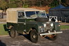 "1955 Land Rover 86"" (davocano) Tags: vkx33 brooklands"